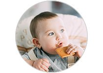 Organic Baby Cookies and Desserts