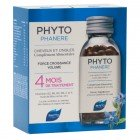 PHYTO PHYTOPHANERE HAIR AND NAILS SET OF 2 X 120 CAPSULES