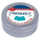 RICQLS MINT WITHOUT SUGAR TABLETS BOX OF 50G