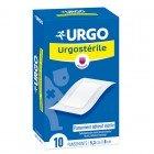 URGOSTERILE DRESSINGS 5.3 CM X 8 CM BOX OF 10